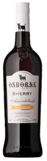 Osborne Sherry Amontillado 750ml